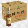 汀州特产 卧龙酿纯米酒450ml 玻璃瓶(12瓶装)