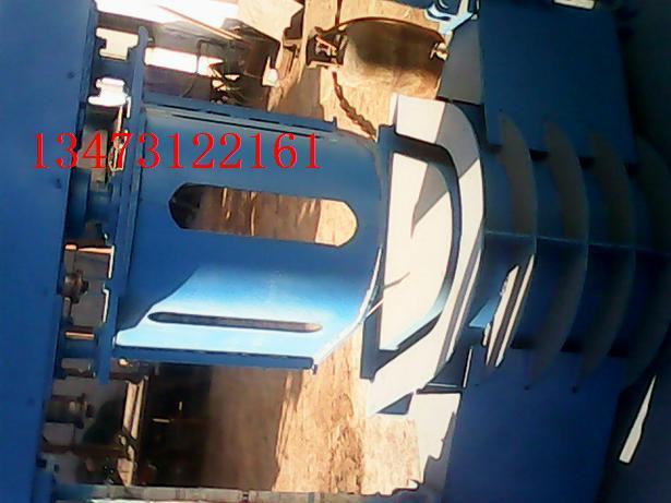 u型槽机-流水槽机-急流槽机
