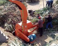 玉米秸秆青贮铡草机抗冲击性能稳定
