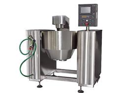 霍氏机械小型自动炒菜机