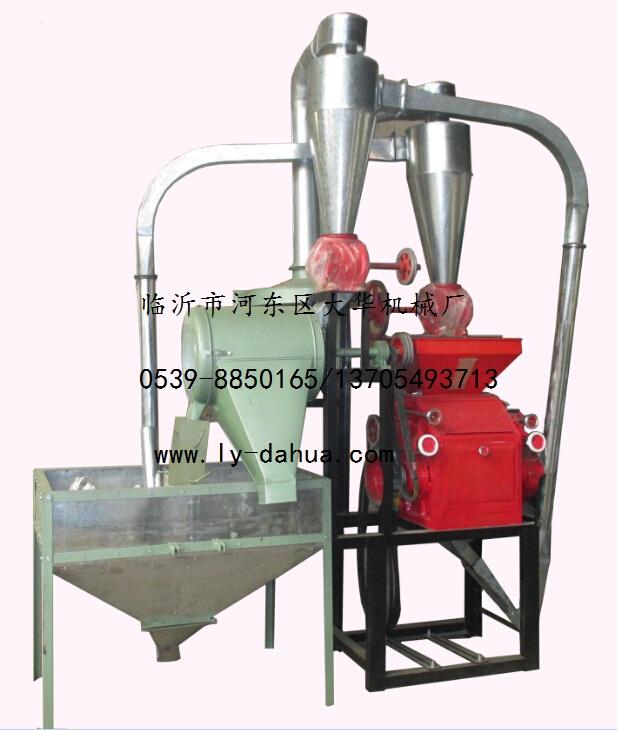 庄河全自动小麦磨面机良心品质。山东粮食磨面机价格比质量