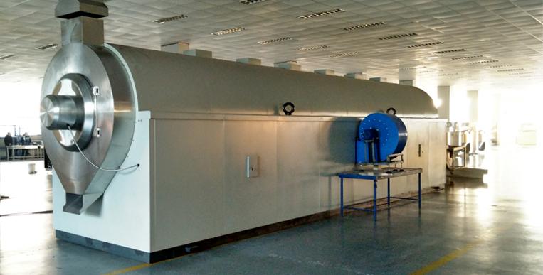 大型滚筒烘干机-干燥机----可定制