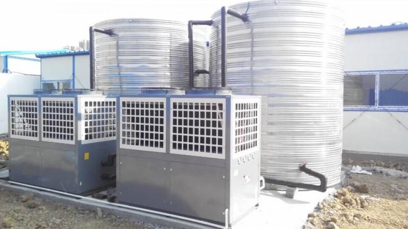 宁波武警部队空气能热泵热水系统