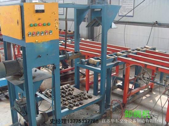 CNG气瓶检测设备装卸机