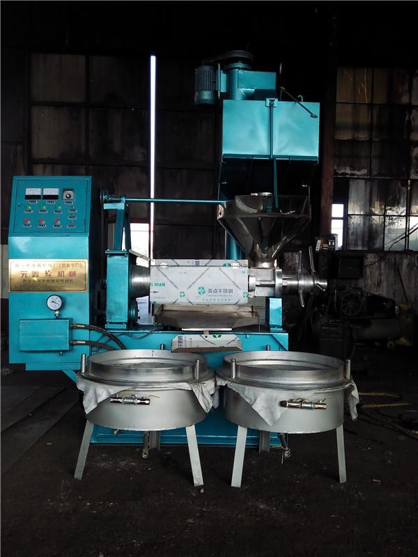 嫩江县全自动榨油机、螺旋榨油机配件质量过关才能拥有更好的性能
