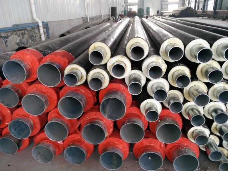 高品质低价格,各种型号防腐保温钢管,厂价直销