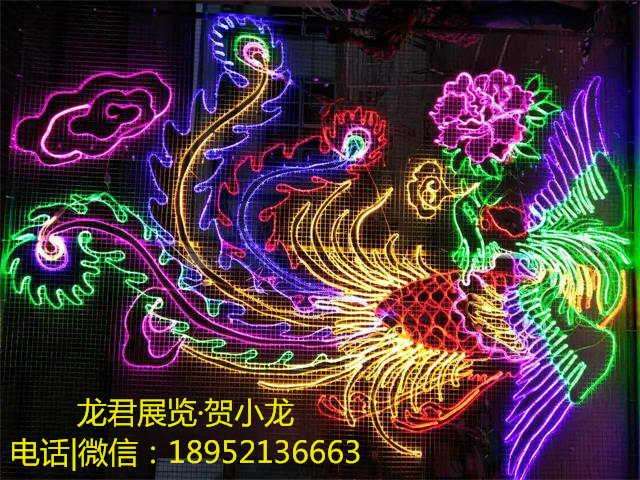 灯光节出租梦幻灯光租赁艺术节展览出售销售全套服务