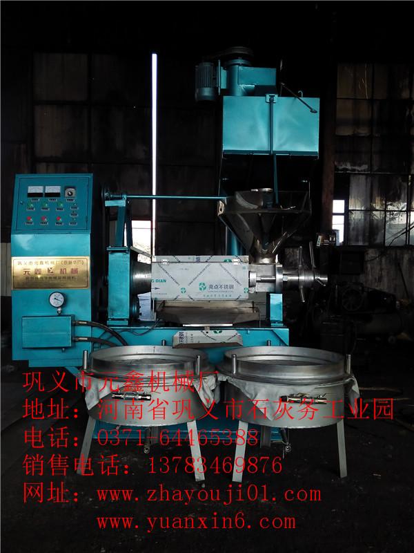 阳原县花生榨油机、多功能榨油机的保养和准备工作,粮油设备厂家