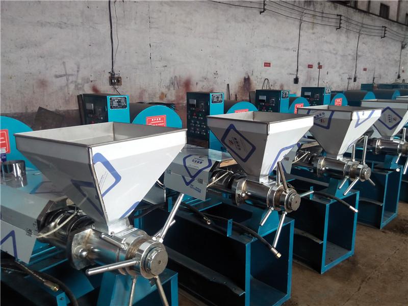 睢县牡丹籽榨油机、棉籽榨油机八大特点少投入高回报,维护消费者合法权益先进企业