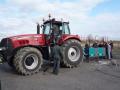 甘肃250kW拖拉机PTO试验室建成投入运行