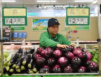 绿叶蔬菜价格反弹 蒜薹价格持续下滑