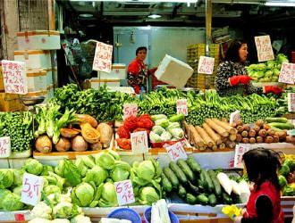 贵阳菜价确保到年底降15%到20%