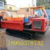 甘蔗履带运输机 农用基地工程履带车