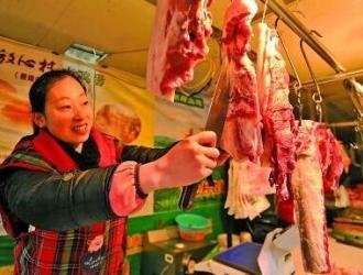 辽宁大连:市场需求增加 猪肉价格略涨