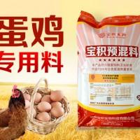 宝积蛋鸡产蛋饲料延长产蛋高峰期