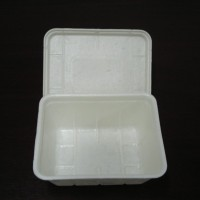 纯淀粉全降解快餐打包盒桶生产流水线