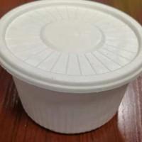 纯淀粉全降解方便粉包装桶生产流水线