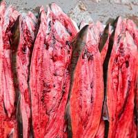 马哈鱼批发市场冻货,冷冻大马哈鱼价格