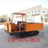 果园自卸式高效搬运车 履带式柴油大马力运输车