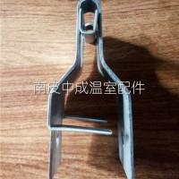 大棚配件厂供应 几字钢配件 现货批发几字钢卡子