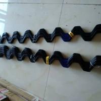 批发温室浸塑北京卡簧 温室大棚全套配件卡槽卡簧沧州厂家直销