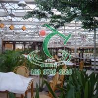 【豫拓温室】山西省阳泉市蔬菜花卉智能连栋温室大棚定制